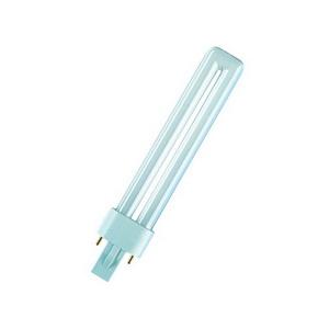 Лампа спеціальна DULUX S BLUE UVA 7W/78 G23  50X1