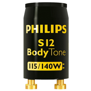 PHILIPS Стартер S12 20-130W SIN 220-240V WH EUR/12X25CT